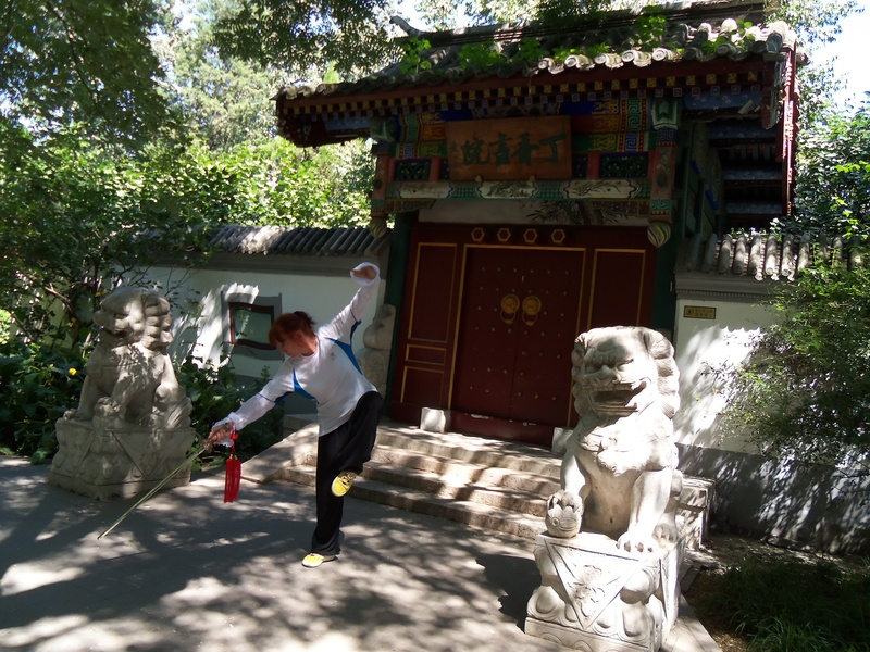 Chen Taiji Sword Form